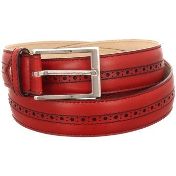 Berwick 1707 Gürtel rot