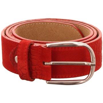MGM Design Gürtel rot