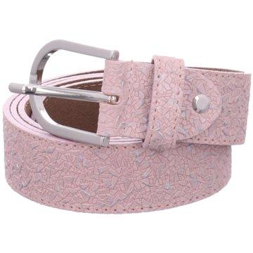 MGM Design Gürtel rosa