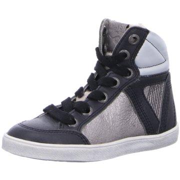 Twins & Trackstyle Sneaker High schwarz