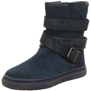 Lurchi Hoher Stiefel blau