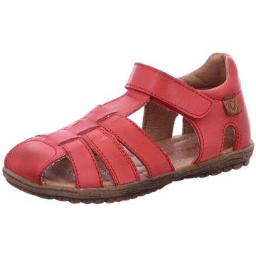 Naturino Offene Schuhe rot
