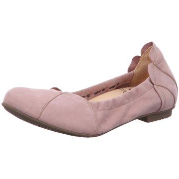 Think Klassischer Ballerina rosa