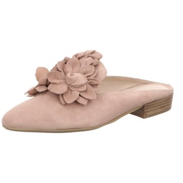 Donna Carolina Mules Pantoletten rosa