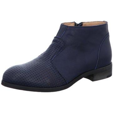 Vicolo8 Ankle Boot blau