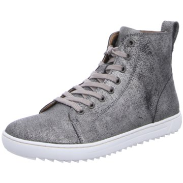 Birkenstock Sneaker HighBartlett silber