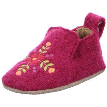 Haflinger Kleinkinder Mädchen pink