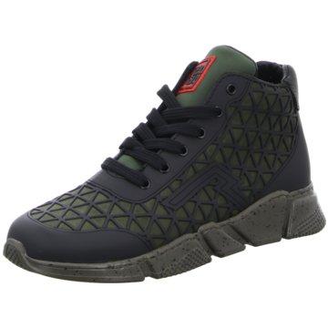 Develab Sneaker High schwarz