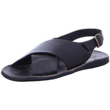 BRADOR Sandale braun