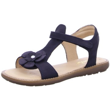 Sabalin Offene Schuhe blau