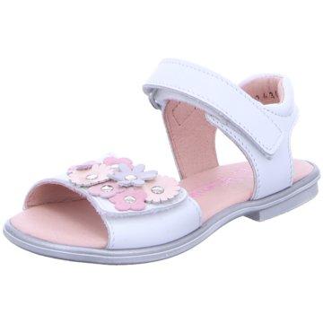 Däumling Offene Schuhe weiß