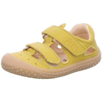 Filii Kleinkinder Mädchen gelb