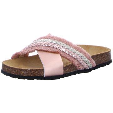 Develab Offene Schuhe rosa