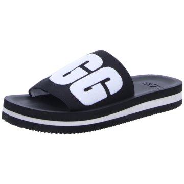 UGG Australia Global Brands schwarz
