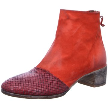 Moma Stiefelette rot
