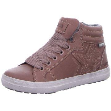Vado Sneaker High rosa
