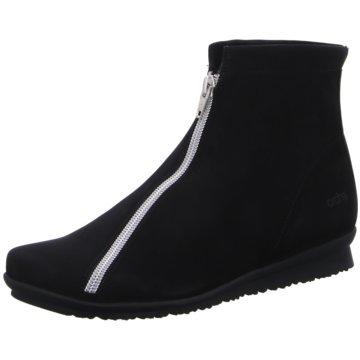 Arche Komfort Stiefelette schwarz