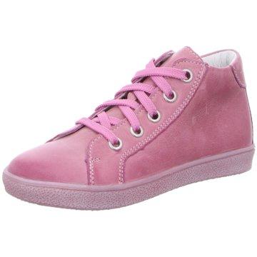 Däumling Sneaker Low pink
