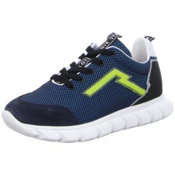 Red Rag Sneaker Low blau
