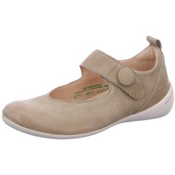 Think Komfort Slipper beige