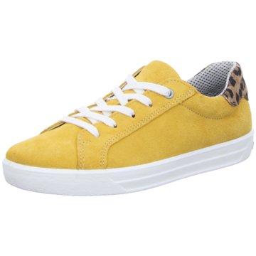 Ricosta Schnürschuh gelb