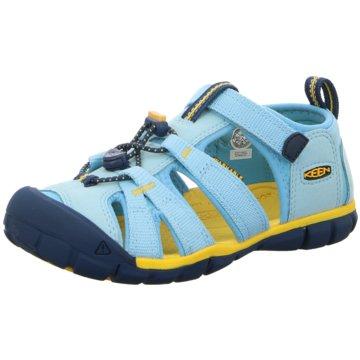 Keen Sandale blau