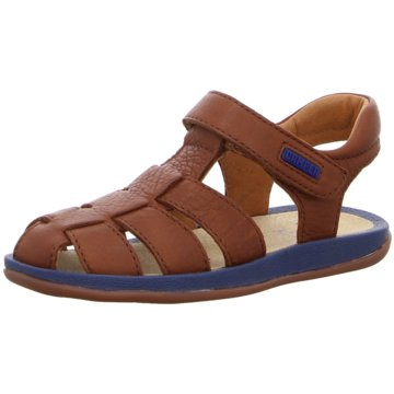 Camper Offene Schuhe braun