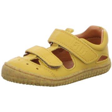 Filii Offene Schuhe gelb
