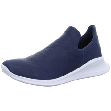Think Komfort Slipper blau