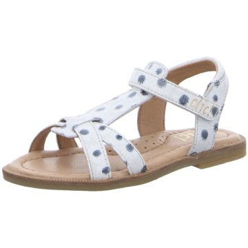CliC Offene Schuhe weiß