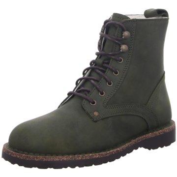 Birkenstock Boots grün