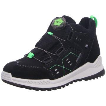 Ricosta Sneaker HighSPEED schwarz