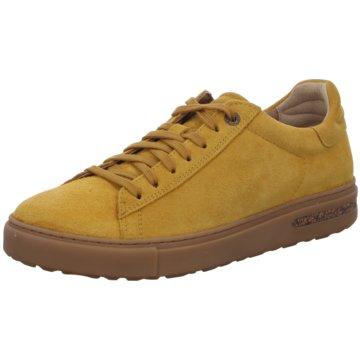 Birkenstock Klassischer SchnürschuhSneaker gelb