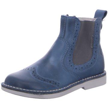 Ricosta Halbhoher Stiefel blau