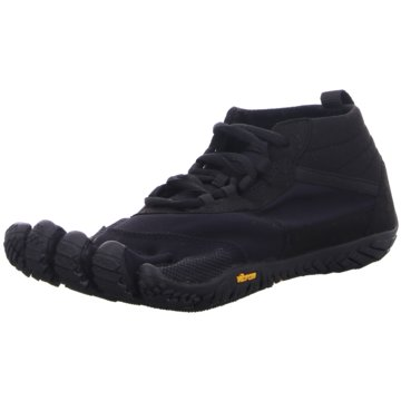 VIBRAM Outdoor Schuh schwarz