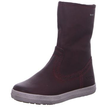 Vado Hoher Stiefel rot