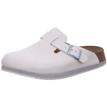 Birkenstock Pantolette weiß