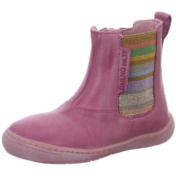Däumling Halbhoher Stiefel pink