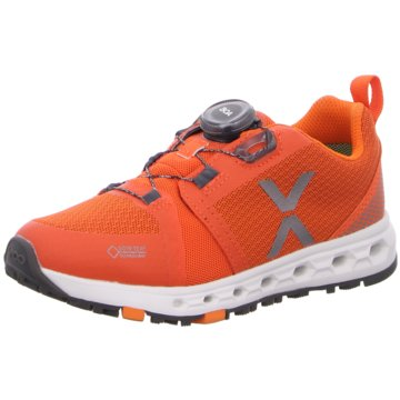 Vado Sneaker LowAir LoB orange