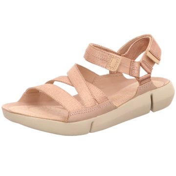 Clarks Komfort SandaleTri Sienna rosa