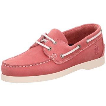 Sommerkind Bootsschuh rosa