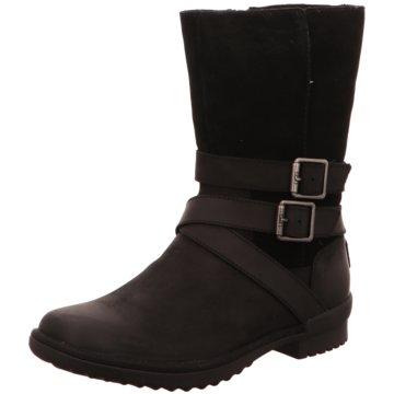 UGG Australia Klassischer Stiefel schwarz