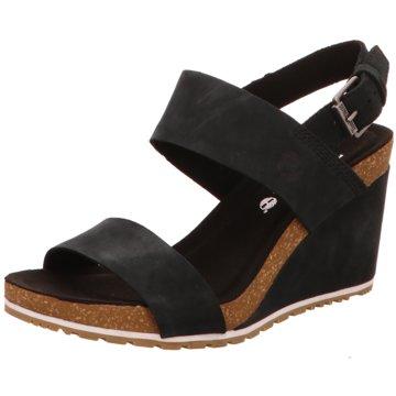 Timberland Sandalette schwarz