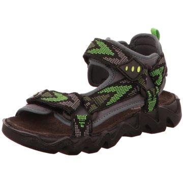carrera panamericana Sandale schwarz
