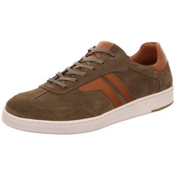 Jim Corbett Sneaker Low grün