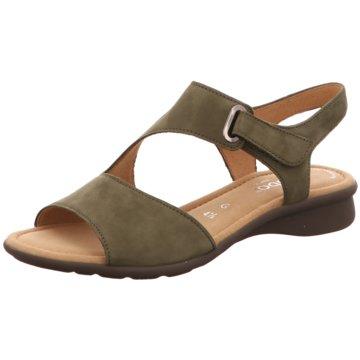 Gabor Sandale grün