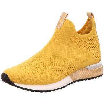 La Strada Top Trends Slipper gelb