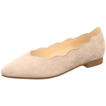 Gabor Eleganter Ballerina beige