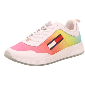 Tommy Hilfiger Sneaker WorldWMNS Degrade Flexi S rot