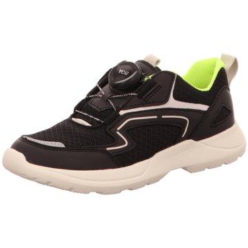 Legero Sneaker LowSchuh Textil \ RUSH schwarz